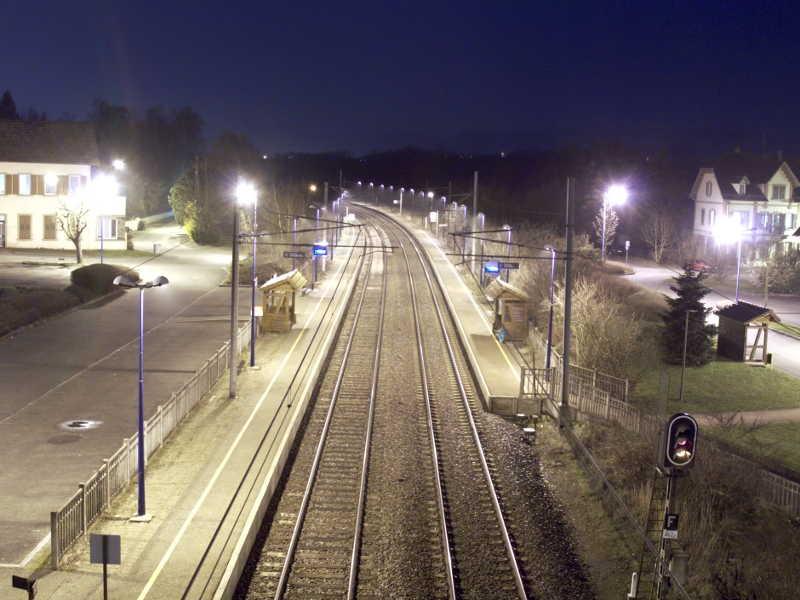 La Gare de Steinbourg