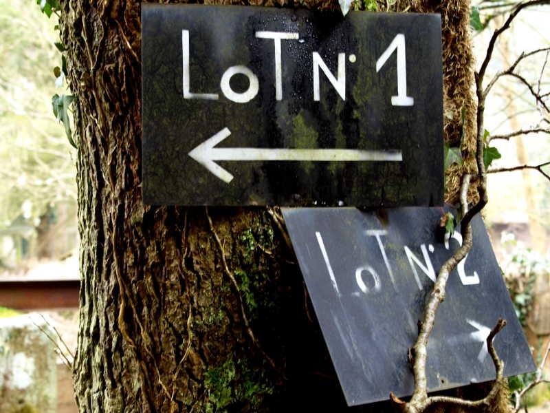 Lot n°1 a gauche