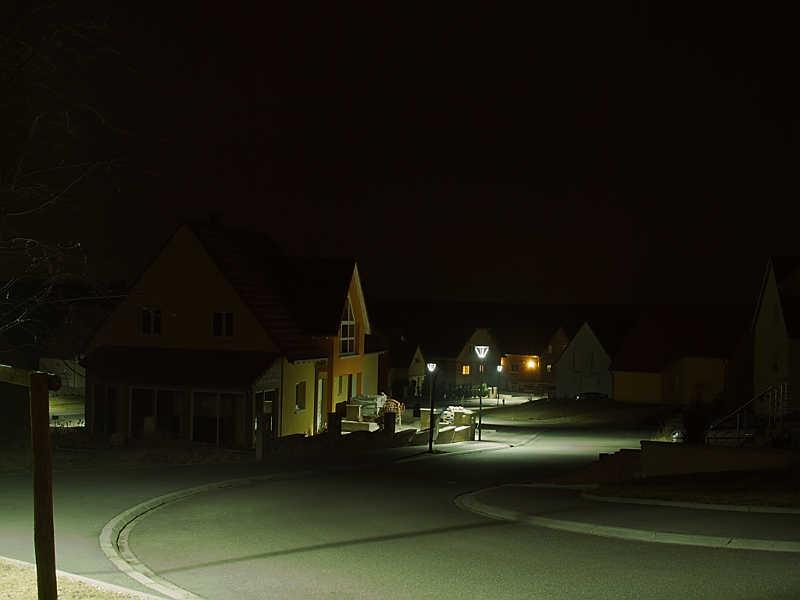 Le lotissement de nuit traité en HDR