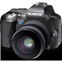 Mon incone Olympus E-500