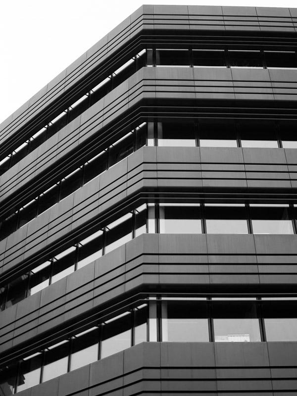 Graphisme - L'immeuble