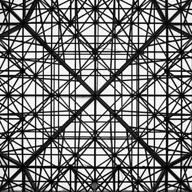 Le dôme des Halles