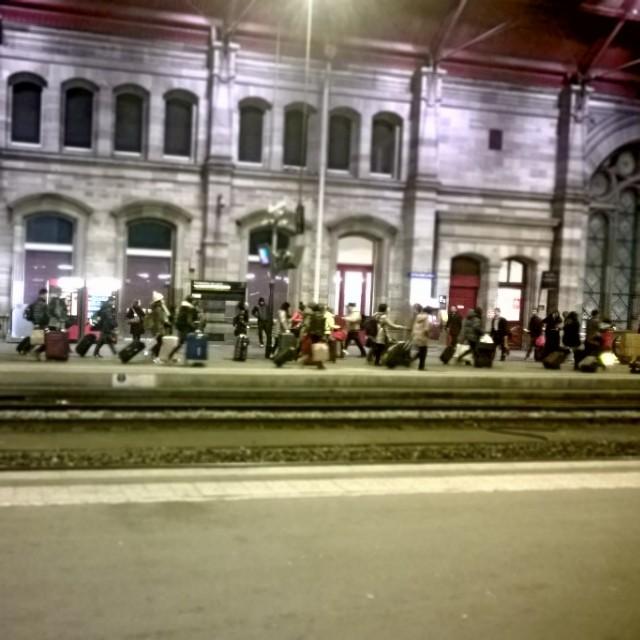 [Instagram] Il y a foule #strasbourg