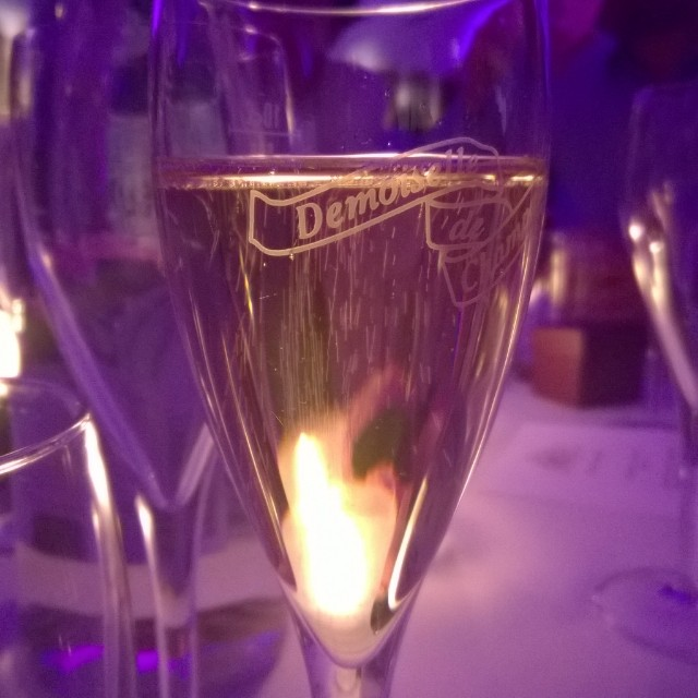 [Instagram] Champagne !