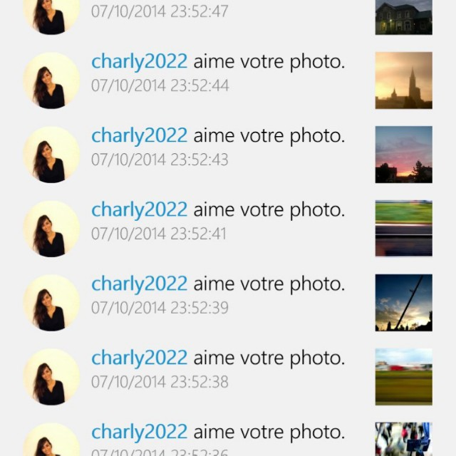[Instagram] Merci @charly2022