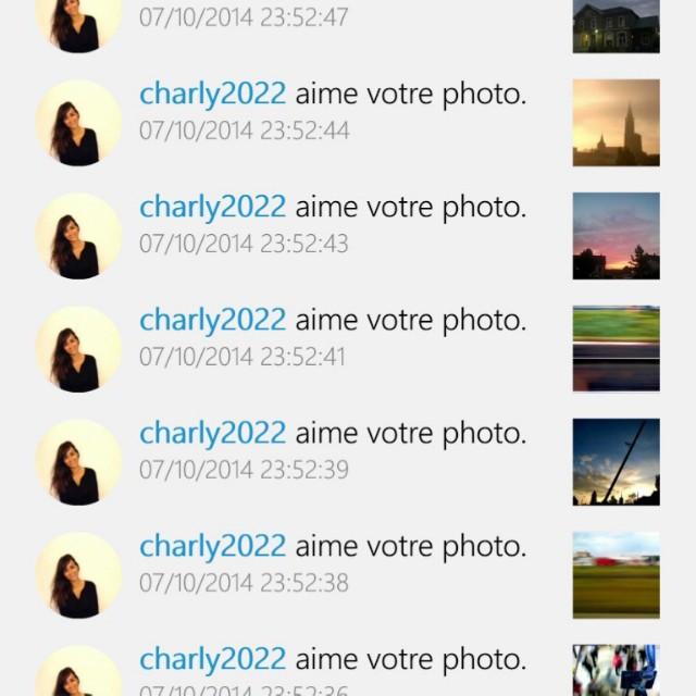 [Instagram] Merci @charly2022