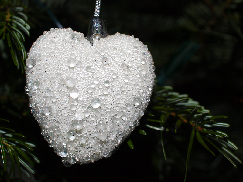 Le coeur perlé