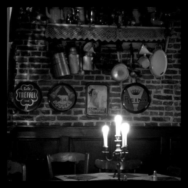 """[Instagram] Traditionnel repas en solo """"Chez la vieille"""" à Lille."""