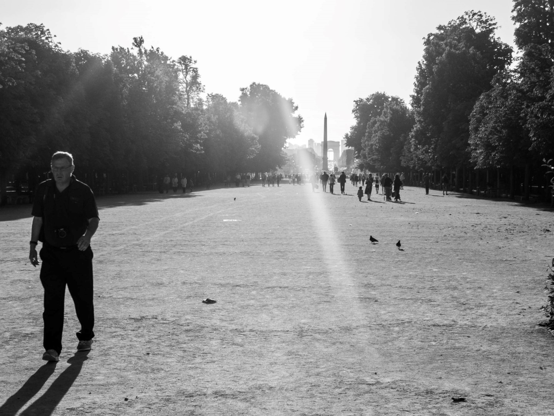 Paris à contre jour #1