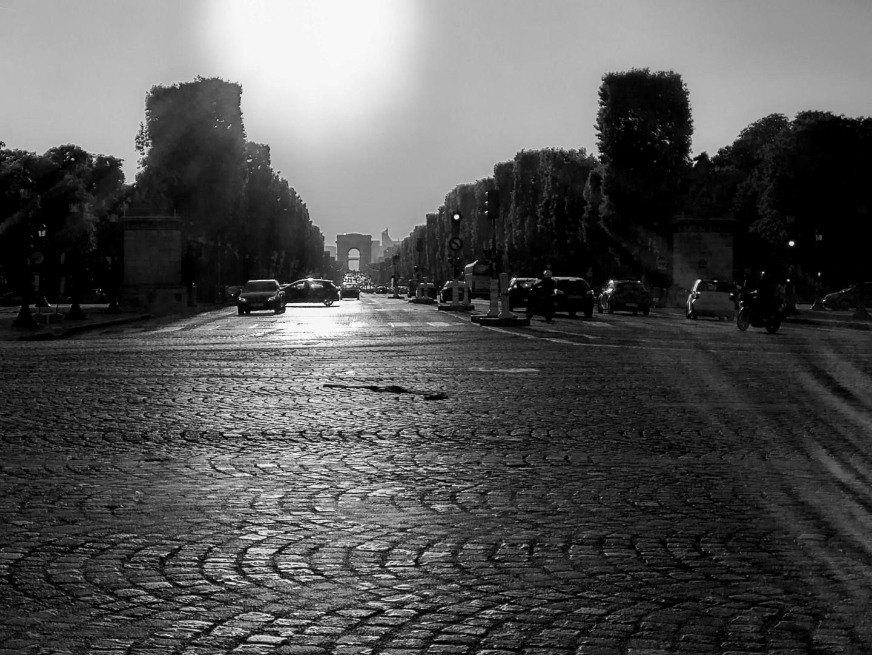 Paris à contre jour #10