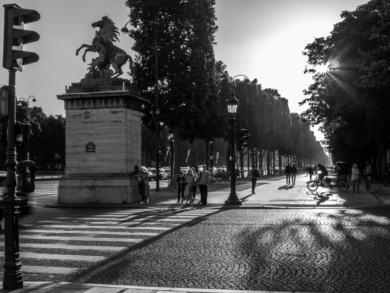 Paris à contre jour #11