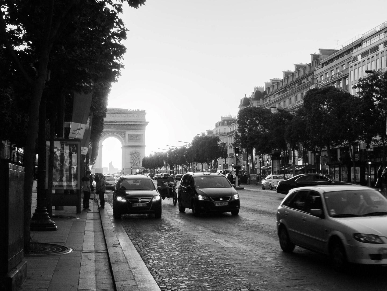 Paris à contre jour #13
