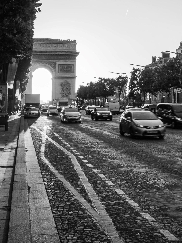 Paris à contre jour #14