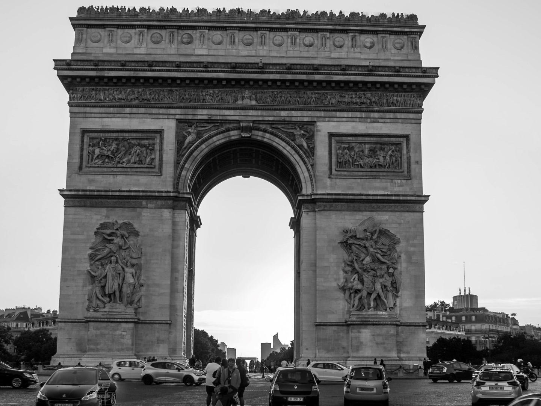 Paris à contre jour #15