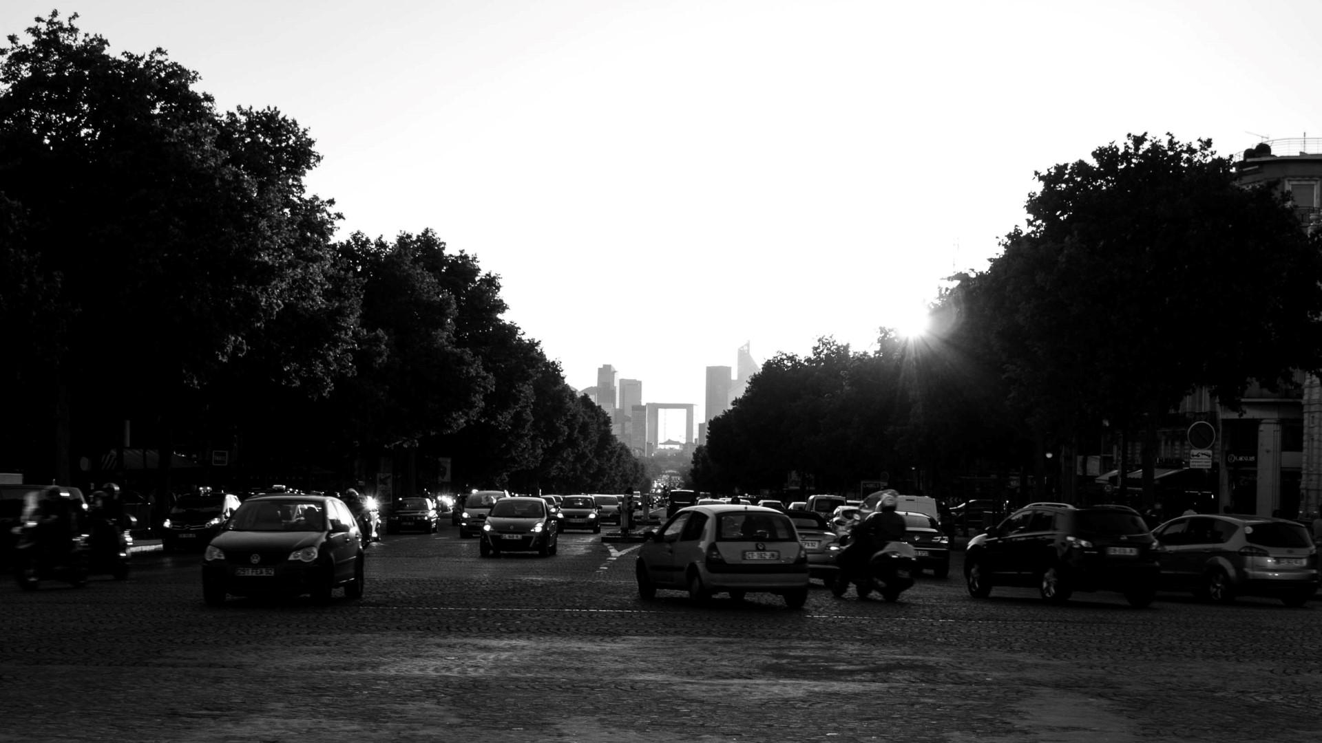 Paris à contre jour #18
