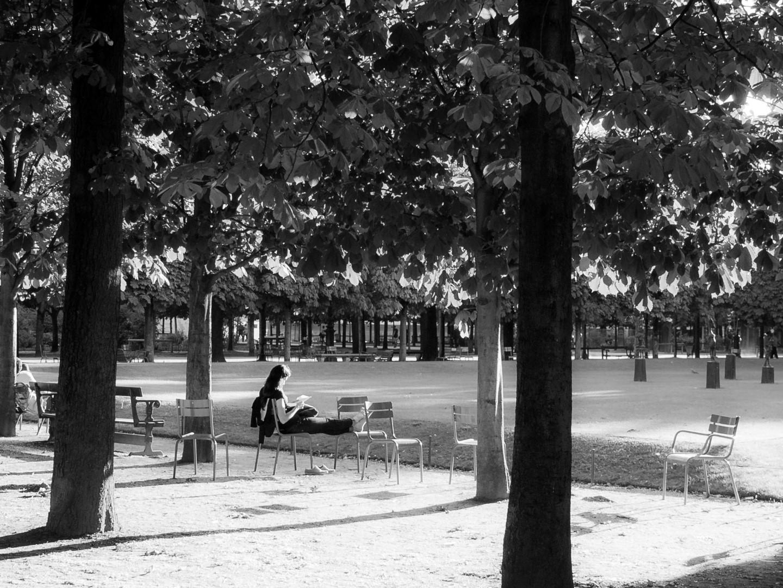 Paris à contre jour #3