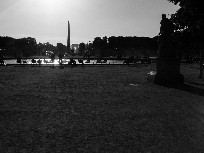 Paris à contre jour #4