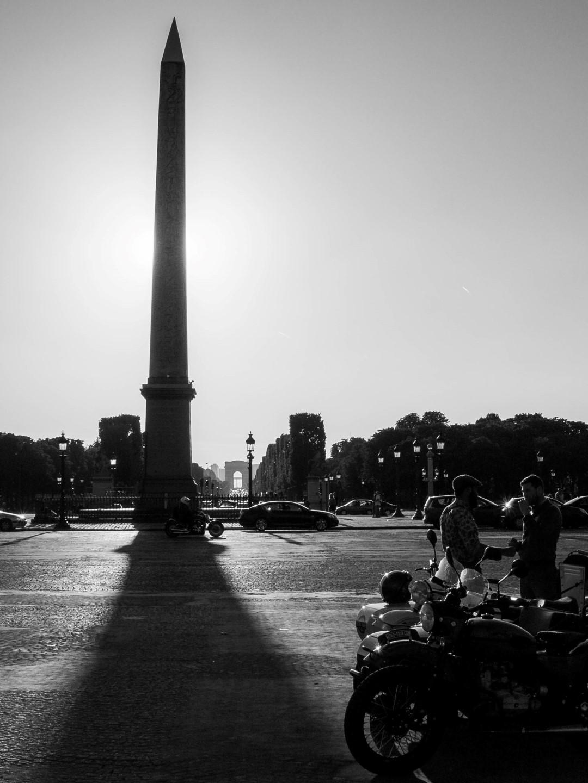 Paris à contre jour #5