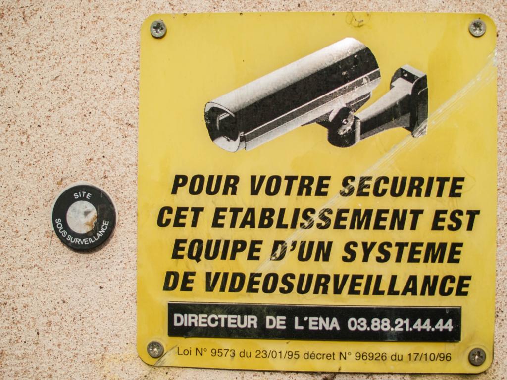 Vidéo surveillance surveillée
